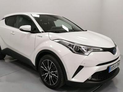 usado Toyota C-HR 125H Advance