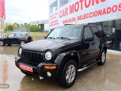 used Jeep Cherokee 3.7 V6 Limited