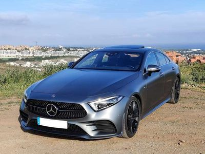 usado Mercedes CLS450 edition 1