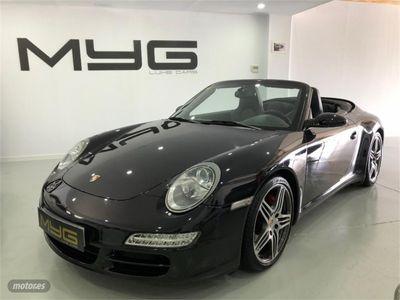 gebraucht Porsche 911 Carrera 4S Cabriolet 355cv