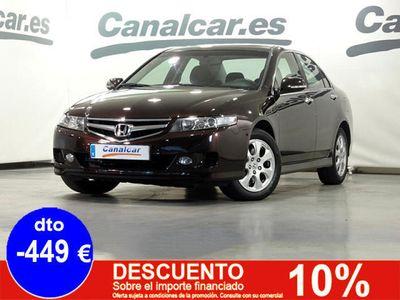 brugt Honda Accord 2.2 I-CTDI Executive 140CV