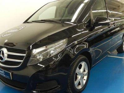 usado Mercedes V220 CDI Largo