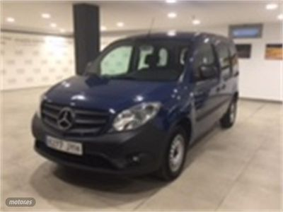 usado Mercedes Citan 109 CDI Tourer Pro Largo BE