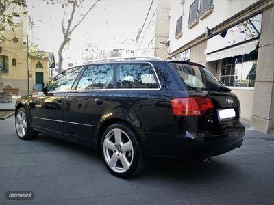 usado Audi A4 Avant 1.8T NACIONAL-LLANTA 18 S LINE