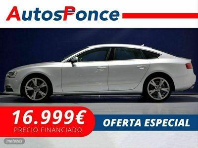 usado Audi A5 Sportback 1.8 TFSI 170cv