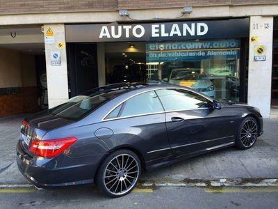 usado Mercedes 350 Clase C CLASE E COUPeCDI AMG