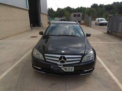 usado Mercedes C200 Estate CDI Avantgarde