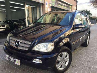 usado Mercedes ML270 M CDI Special Edition