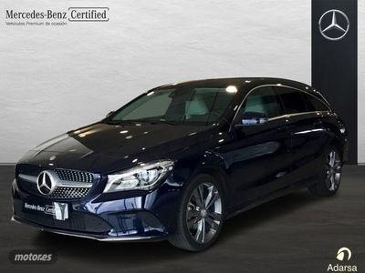 usado Mercedes 200 Clase CLA CLA Shooting Brake7G-DCT