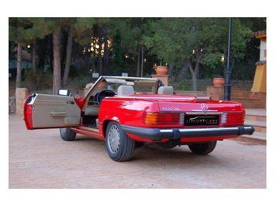 usado Mercedes 560 SL Convertible V8