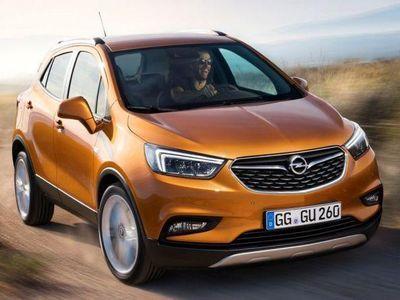 usado Opel Mokka X 1.6CDTi S&S Color Edition 4x2