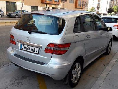 usado Mercedes B180 Clase BCDI -09