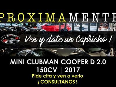 usado Mini Cooper D Clubman Aut.