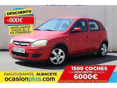 usado Opel Corsa 1.2 Blue Line Easytronic (75 CV)