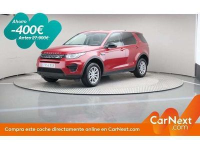 usado Land Rover Discovery Sport 2.0l Td4 110kw(150cv) 4x4 Pure