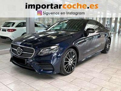 usado Mercedes 450 Clase E Coupé4Matic 9G-Tronic