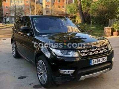 usado Land Rover Range Rover Sport 4.4sdv8 Hse Dynamic Aut. 339 cv en Barcelona
