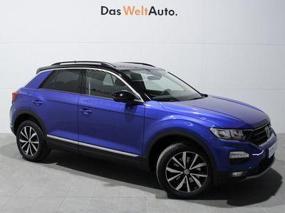 usado VW T-Roc Advance Style 1.6 TDI 85kW 115CV
