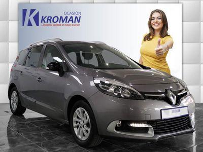 usado Renault Grand Scénic Scénic 1.5dCi Limited EDC 110cv 7pl.