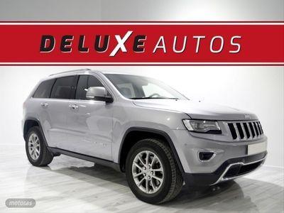 usado Jeep Grand Cherokee 3.0 V6 Diesel Limited 184kW 250CV E6