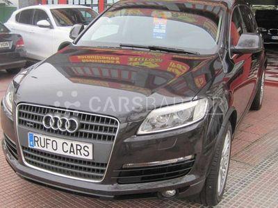 usado Audi Q7 4.2TDI quattro Tiptronic