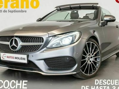 usado Mercedes 220 Clase C Cabrio9G-Tronic