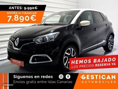usado Renault Captur Intens Energy TCe 66kW 90CV eco2