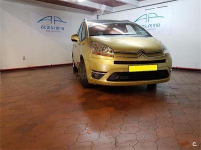 usado Citroën C4 Picasso 1.6 Hdi Exclusive 5p. -07