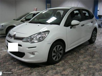 brugt Citroën C3 Puretech 82cv Live Edition