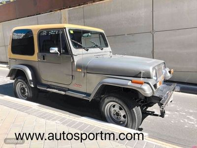 usado Jeep Wrangler 2.5I HARD TOP