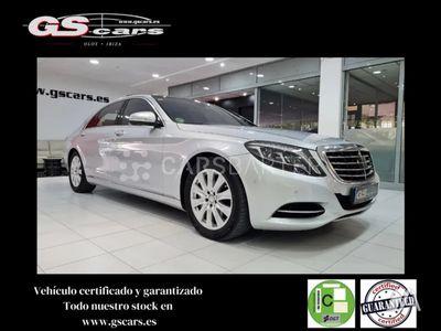 usado Mercedes S500 500 4M Largo Aut.