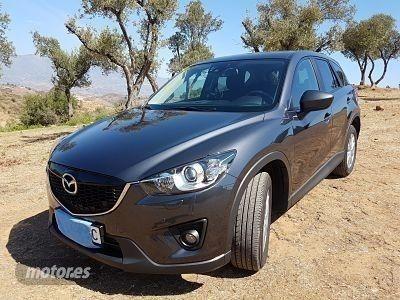 usado Mazda CX-5 Style 2WD 5p Aut