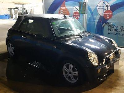 usado Mini One Cabriolet