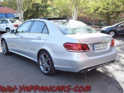 usado Mercedes E250 Clase ECdi 4matic Avantgarde 4p. -14