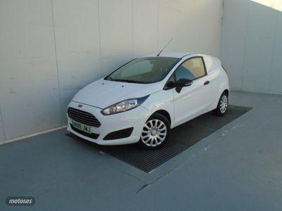 usado Ford Fiesta 1.5 TDCI Van