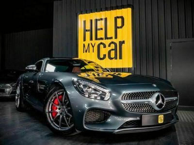 usado Mercedes AMG GT 4.0 V8 S
