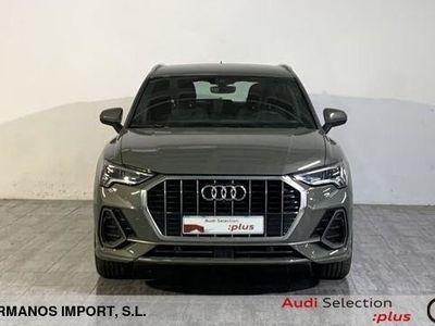 usado Audi Q3 S line 35 TDI 110 kW (150 CV) S tronic Diésel Gris matriculado el 11/2020