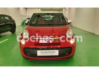 usado Fiat 500L 500l1.4 Pop Star 95 cv en Madrid