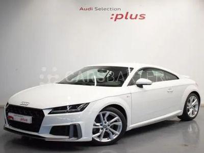 usado Audi TT 40 TFSI 145kW S tronic S Line Edit Coupé
