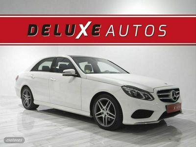 usado Mercedes E250 Clase EBlueTEC Avantgarde