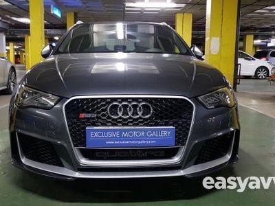 brugt Audi RS3 gasolina