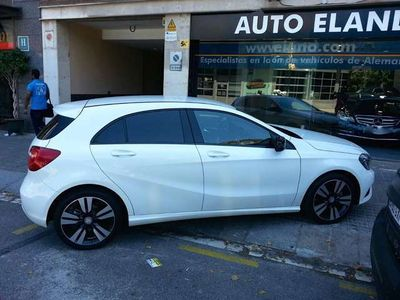 usado Mercedes A200 ClaseCDI NIGHT PACKET