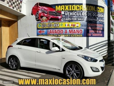 usado Hyundai i30 I30gd 1.4 Mpi Tecno S Sky 5p. -12