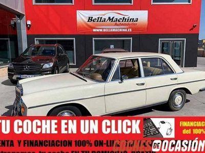 usado Mercedes 250 S AÑO 1965, Segunda Mano, Madrid