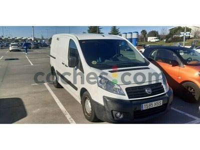 usado Fiat Scudo Fg.10 C 2.0mjt Comfort 130 E5 128 cv en Madrid
