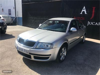 used Skoda Superb 1.9 TDI Collection