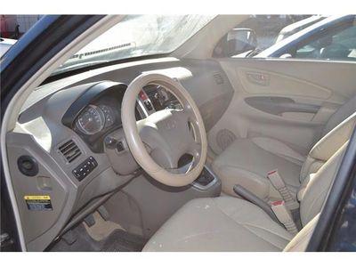 usado Hyundai Tucson 2.0CRDi Comfort 4x4