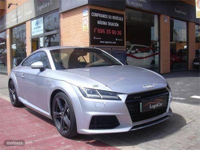 usado Audi TT Coupe 2.0 TFSI 230CV quat S tron S line