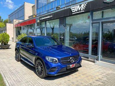 usado Mercedes GLC350 GLC350dCoupé 4Matic Aut.