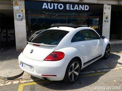 begagnad VW Maggiolino 2.0 turbo gasolina